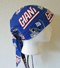 New York Giants Welding Welders Hat Surgeon Caps Doo Rag Skullcap Bandana