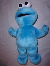 "2002 Mattel Fisher Price Cookie Monster 12"" Plush Soft Toy Stuffed Animal"