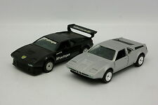 Gama 1/43 - Lot de 2 BMW M1