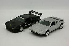 Gama 1/43 - Lot de 2 BMW M1