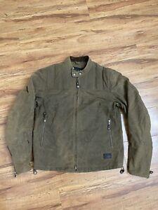 Roland Sands Design Vandal Waxed Cotton Jacket