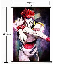 Japan Anime :Hunter X Hunter home decor Wall Scroll Poster 1789