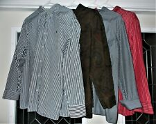 WOMENS PLUS SIZE 3X RALPH LAUREN & CHAPS BUTTON DOWN SHIRTS TOPS CLOTHING LOT!