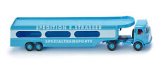 "Wiking Autotransporter (MB Pullman) ""Spedition E. Strasser"" Artikel-Nr 058049"