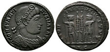 CONSTANTINE THE GREAT (330 AD) Very Rare Follis. Lyons #RA 5238