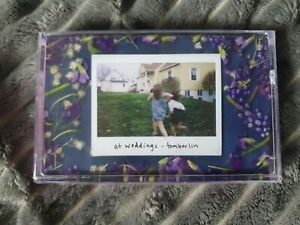 Tomberlin - At Weddings - pink cassette - new and sealed
