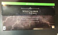 Soul Calibur VI [ Collector's Edition ] (XBOX ONE) NEW