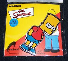 Simpsons Magnet / Kühlschrankmanet  Bart Neu und OVP siehe auch Foto