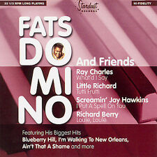 NEW Fats Domino & Friends (Audio CD)