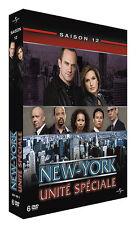 5371 // NEW YORK UNITE SPECIALE SAISON 12 DVD COFFRET 6 DVD NEUF