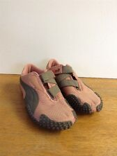 Puma Mostro Trainers, Pink & Grey, Cross Over Straps, UK 5, EUR 38, US W 7.5