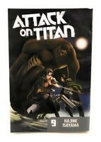 Attack on Titan Manga set Vol 9 Graphic Novel English Hajime Isayama