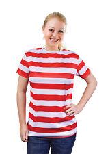Adult Costume - Ladies Striped Top