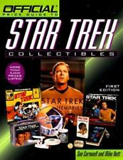 House of Collectibles price guide to Star Trek Collectibles book 262pp.