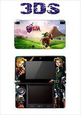 SKIN STICKER AUTOCOLLANT DECO POUR NINTENDO 3DS REF 11 ZELDA
