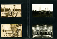 Malaya Picture Post Cards 5x VF Early Various Scenes mint/used