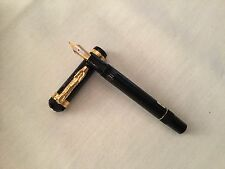 MONTBLANC IMPERIAL DRAGON 888 GOLD 18KT LIMITED EDITION F.PEN MINT