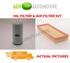 PETROL SERVICE KIT OIL AIR FILTER FOR FORD MONDEO 1.6 90 BHP 1996-00
