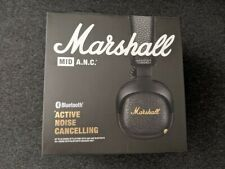 Marshall Mid ANC Over the Ear Bluetooth Headphones - Black
