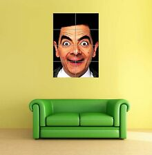 Mr Bean Rowan Atkinson Giant Poster Art Print