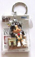 Neon Genesis Evangelion Hikari at School Mascot Licensed Key Chain NEW