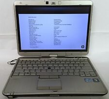"HP ELITEBOOK 2760P INTEL CORE i5 2.6GHZ 4GB RAM 12.1"" LAPTOP WARRANTY [Z13]"