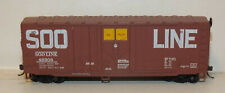 Soo Line 40' Grain Loading Box Car    Athearn