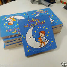 12 x Wholesale Toddler Lullaby & Goodnight Push Pull Play Story Books Hard Cover