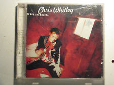 TERRA INCOGNITA by Chris Whitley CD 1997 Roots Rock Americana Country Mike Watt
