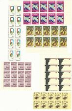 Venezuela: Lot of 250 stamps repeated in blocks news. VE2632