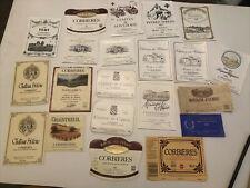 More details for rare corbieres wine labels job lot 21 x david molyneux-berry collection