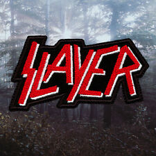 Slayer | Embroidered Patch | USA | Thrash Metal Band from USA