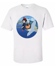 """KIKI'S DELIVERY SERVICE' Anime T Shirt 'All Sizes """""""