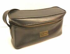 Vintage Kodak Camera Zipper Bag Black Pebble Photography Shoulder Bag Strap