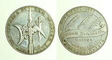 pcc1246_12) Argento Medaglia 1 mostra Antiquariato 1977-78 San Marino mm 29