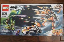 NEW LEGO Galaxy Squad Bug Obliterator #70705 711pcs RETIRED