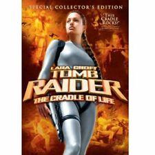 Tomb Raider The Cradle of Life DVD Lara Croft -Angelina Jolie Collectors Edition