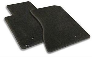 Lloyd LUXE Carpet - 2pc Front Floor Mats -Choose from 11 Colors
