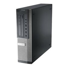 Dell Optiplex 7010 Desktop Intel Pentium G2130 3.2 GHz 4 GB RAM 250 GB HDD Win 7