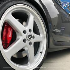 """20"""" Holden Walky Walkinshaw Wheels Silver Aftermarket Rims Commodore VE VF"""