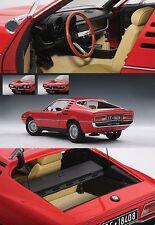 Alfa Romeo Montreal 1970 Red 1:18 Autoart 70171 NEW RARE