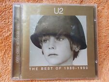 U2 THE BEST OF 1980--1990 C.D. NEW