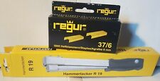 R19  Hammertacker  Regur  incl. 5000 Klammern