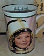 Danbury Mint Shirley Temple Collector Mug Poor Little Rich Girl 1936