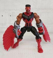 Marvel Super Hero Masher figure Falcon Black outfit
