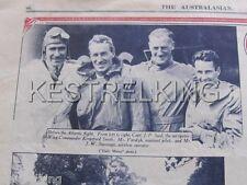 Kingsford Smith Aborigines Pintos Eumos The Australasian Pictorial July 1930