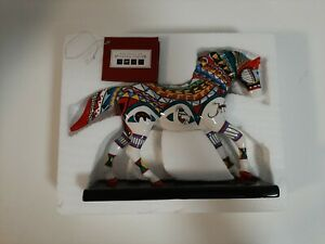 2006 The Trail of  Painted Ponies Many Tribes
