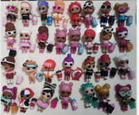 3 Sets LOL Surprise Dolls Lot  Big Sister Random Dress Shoes Bottle Toy