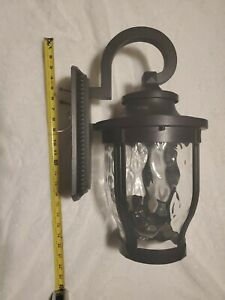 Merrimack 20 Inch Tall 3 Light Outdoor Wall Light by Minka Lavery