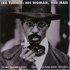 Ike Turner - His Woman, Her Man (2004)  CD  New Gift Idea Album Uk Stock